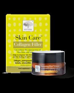 Collagen Filler Tablets & Amazing Eye Cream